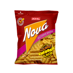 NOVA MULTIGRAIN SNACKS COUNTRY CHEDDAR FLAVOR 40G