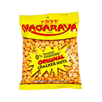 NAGARAYA ORIGINAL CRACKER NUTS 160G