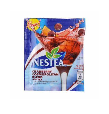 NESTEA CRANBERRY COSMOPOLITAN BLEND RED TEA 25G