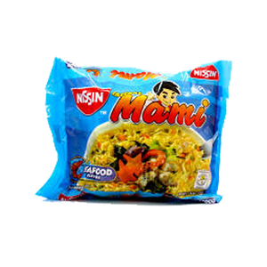 NISSIN MAMI SEAFOODS 55G