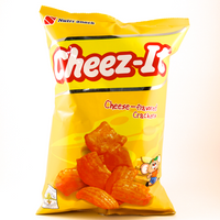 CHEEZ-IT CHEESY CRACKER 95G