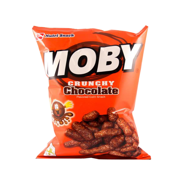 MOBY CHOCOLATE 90G