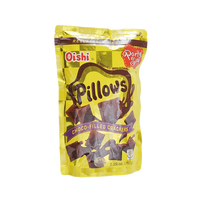 OISHI PILLOWS CHOCO-FILLED CRACKERS 150G
