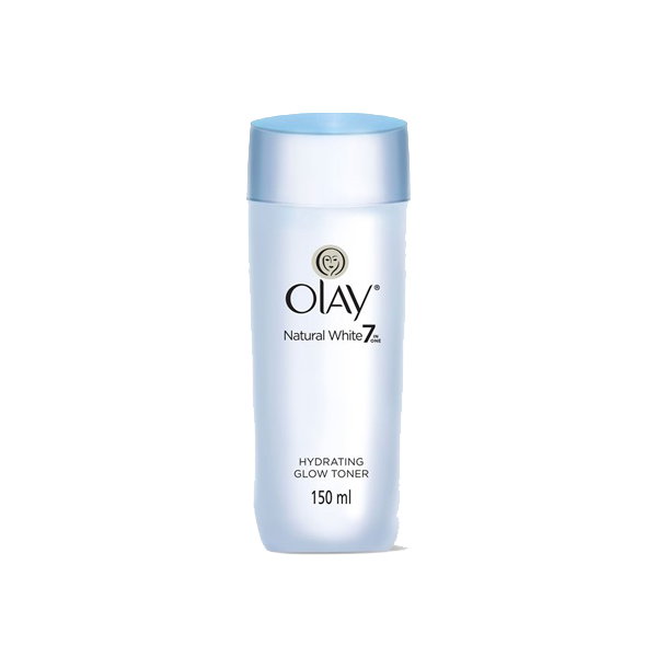 OLAY NATURAL WHITE 7-IN-1 HYDRATING GLOW TONER 150ML