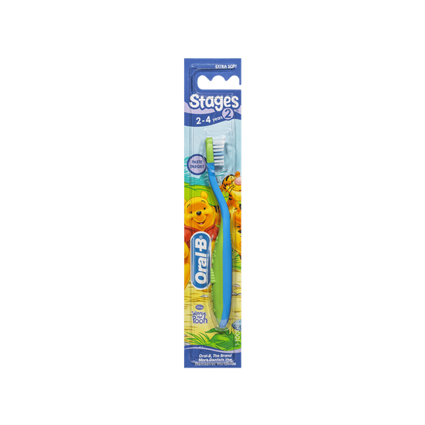 ORAL B EXTA SOFT STAGE 2 POOH