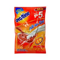OVALTINE ALL IN ONE 18G/20GX10S