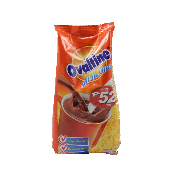 OVALTINE ALL IN ONE 260G