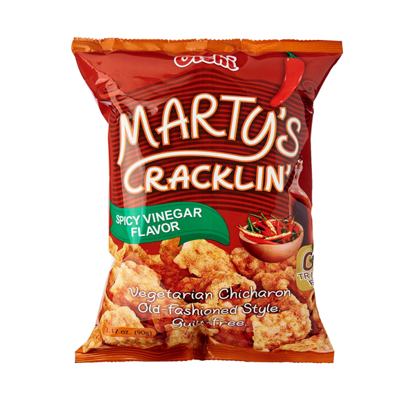 OISHI MARTYS CRACKLING SPICY FLAVOR 90G