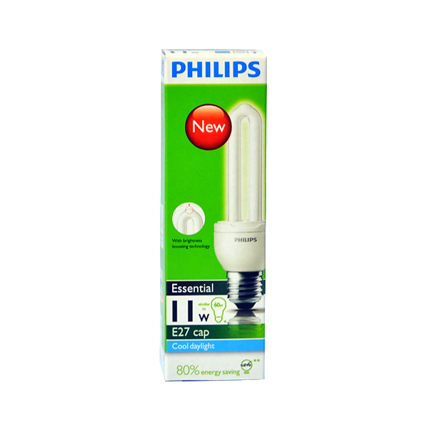 PHILIPS ESSENTIAL COOL DAY LIGHT 11W