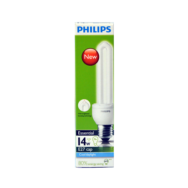 PHILIPS ESSENTIAL COOL DAY LIGHT 14W