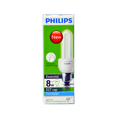PHILIPS ESSENTIAL COOL DAY LIGHT 8W
