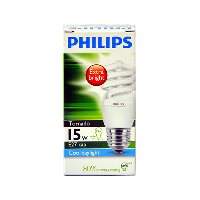 PHILIPS TORNADO COOL DAY LIGHT 15W