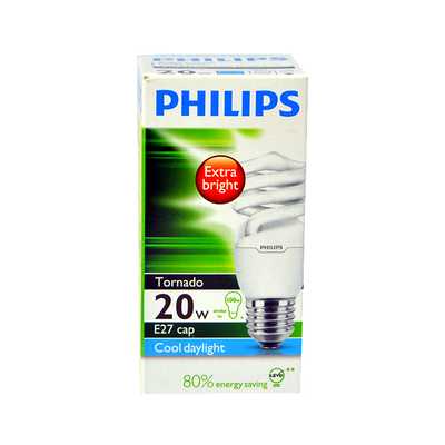 PHILIPS TORNADO COOL DAY LIGHT 20W