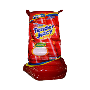 PUREFOODS TENDER JUICY HOTDOG CLASSIC REGULAR 1KG