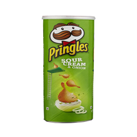 PRINGLES SNACK SOUR CREAM & ONION 150G