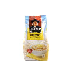 QUAKER INSTANT OATS BANANA & HONEY 400G