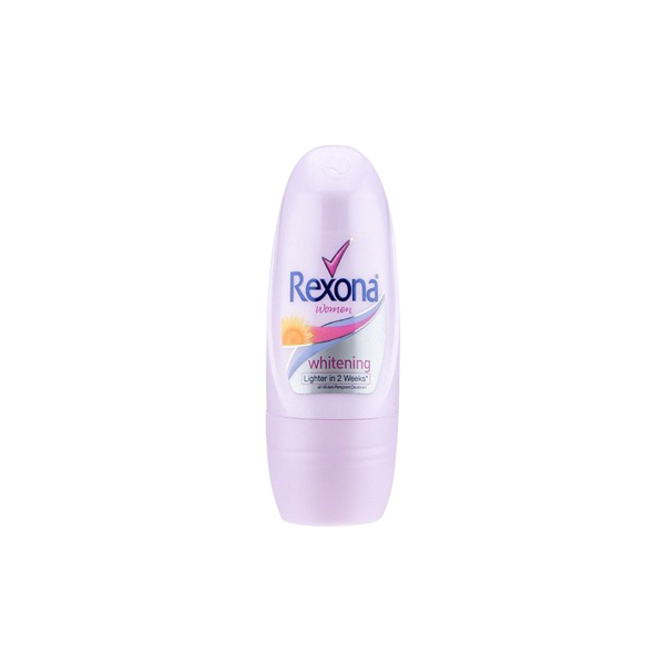 REXONA WOMEN DEODORANT ROLL-ON WHITENING 25ML