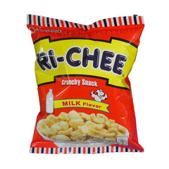 RI-CHEE CRUNCHY MILK SNACKS 65G