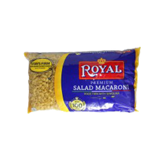 ROYAL PASTA ELBOW MACARONI SHORT 1KG