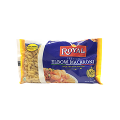 ROYAL PASTA ELBOW MACARONI SHORT 400G
