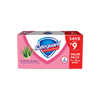 SAFEGUARD BAR PINK ULTRA TRIPID PACK 130G 3S