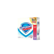 SAFEGUARD BAR SOAP WHITE 130G 6PID