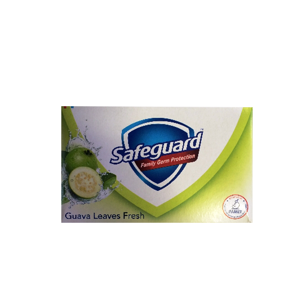 SAFEGUARD SOAP GUAVA 135G