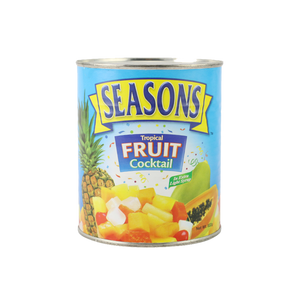 SEASONS FRUIT MIX HEAVY SYRUP 836G/822G