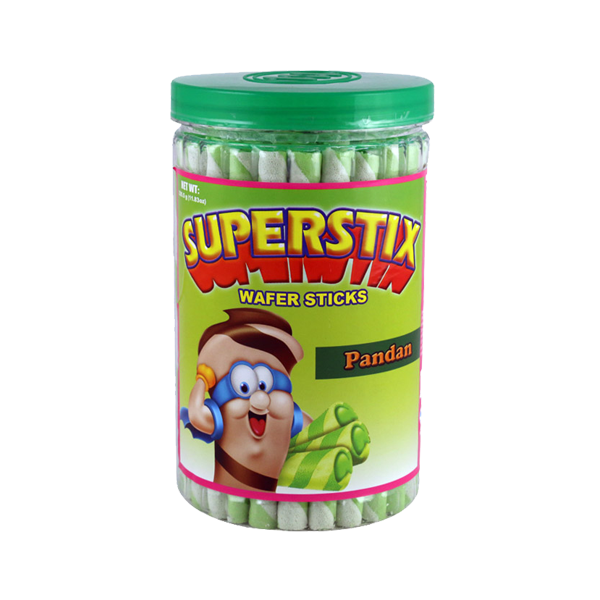 SUPERSTIX SUPER LONG WAFER PANDAN JAR 402G