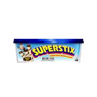 SUPERSTIX WAFER STICKS CHOCO LUNCH BOX 402G