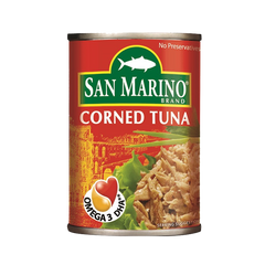 SAN MARINO CORNED TUNA EASY OPEN CAN 150G