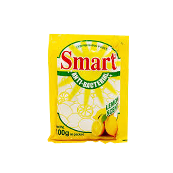 SMART DISHWASHING DETERGENT LEMON SCENT 100G