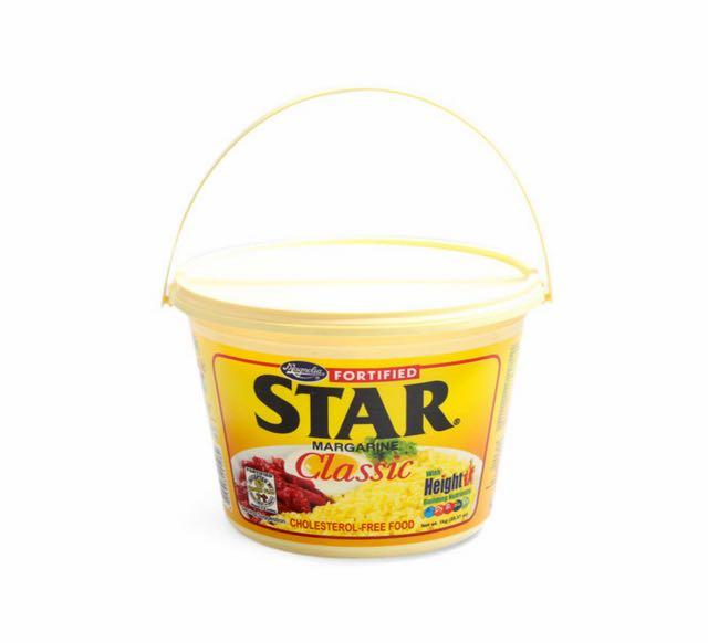 STAR MARGARINE FORTIFIED 1KG