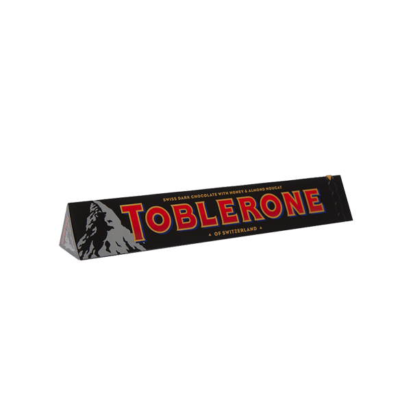 TOBLERONE BITTER SWEET BLACK 100G