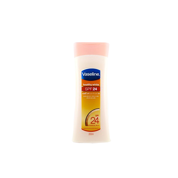 VASELINE BODY LOTION HEALTHY WHITE SPF 200ML
