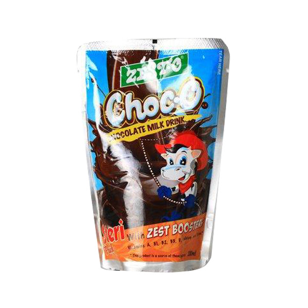 ZEST-O CHOC-O CHOCOLATE MILK DRINK 200ML