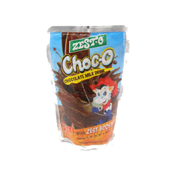 ZEST-O CHOCOLATE DRINK 200MLX10
