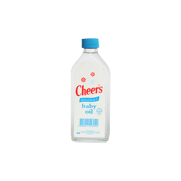 CHEERS BOUQUET BABY OIL 25ML