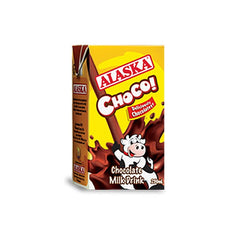 ALASKA CHOCO CHOCOLATE MILK DRINK 185ML