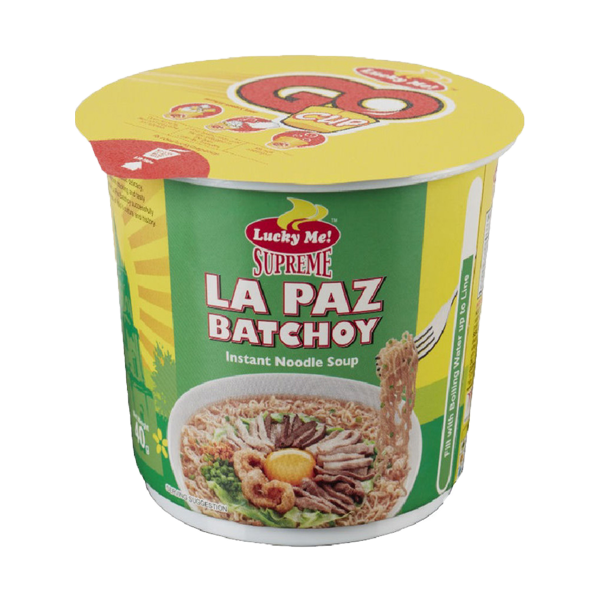 LUCKY ME SUPREME MINI MEAL LAPAZ BATCHOY 35G