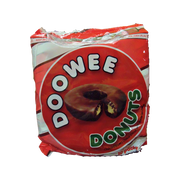 DOOWEE DONUTS CHOCO DIPPED WITH BAVARIAN FILLING 40GX10S