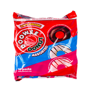 DOOWEE DONUT ASSORTED 40G X 10S