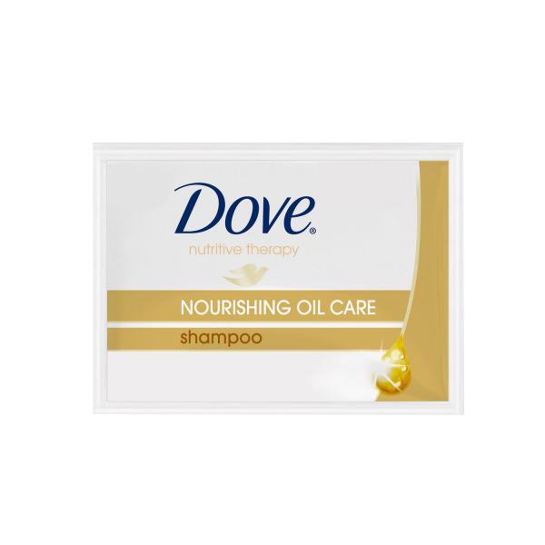 DOVE SHAMPOO NOURISHING OIL CARE GOLD 10ML X 6