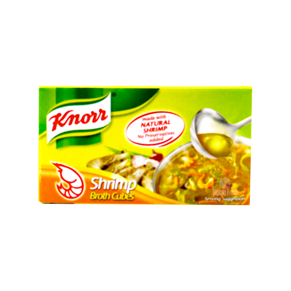 KNORR SHRIMP CUBE PH 60G