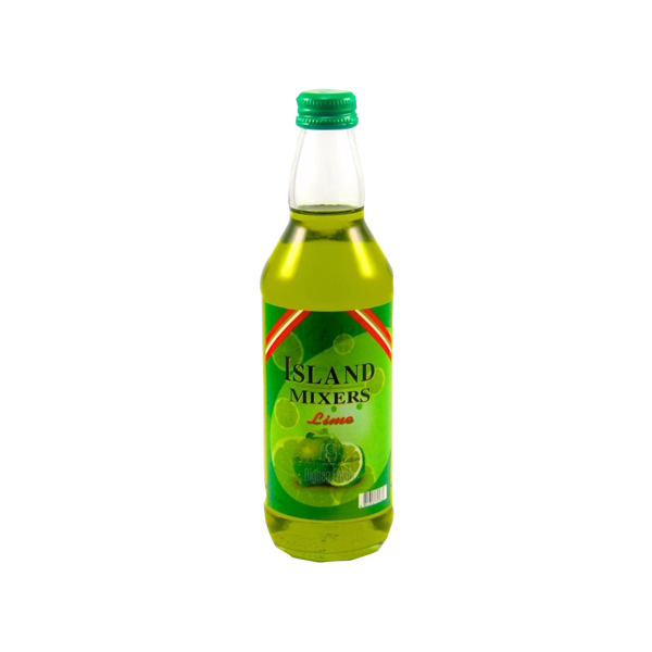 ISLAND MIXERS LIME 375ML
