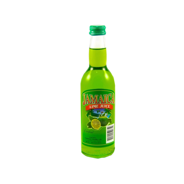JAMAICA LIME JUICE CORDIAL 350ML