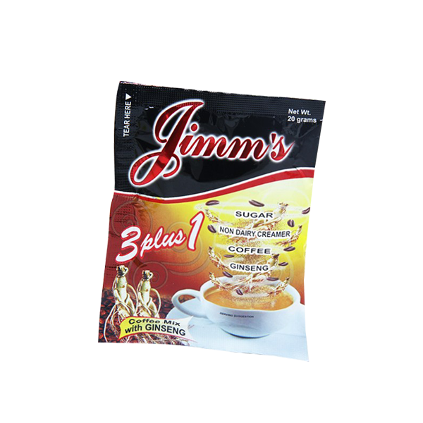 JIMMS 3 PLUS 1 COFFEE MIX 20GX12S