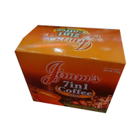 JIMM'S 7IN1 COFFEE MIX 21GX12S