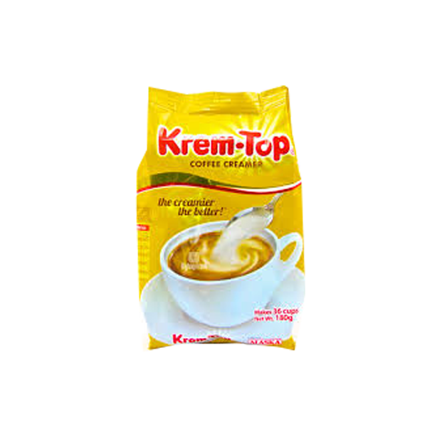 KREM-TOP COFFEE CREAMER 180G/170G