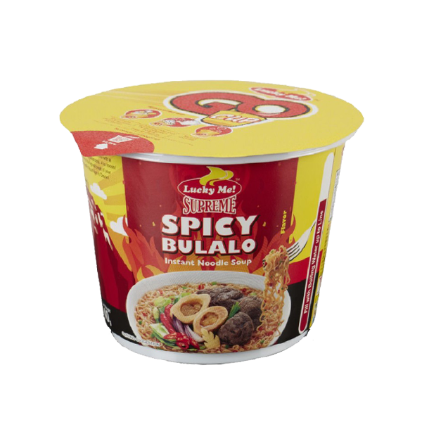LUCKY ME MINI SUPREME SPICY BULALO 35G